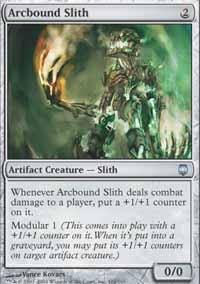Arcbound Slith - Foil