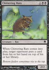 Chittering Rats - Foil