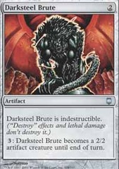 Darksteel Brute - Foil on Channel Fireball