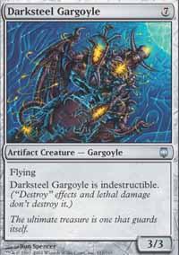 Darksteel Gargoyle - Foil
