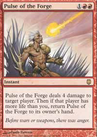 Pulse of the Forge - Foil
