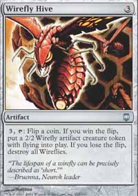 Wirefly Hive - Foil