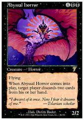 Abyssal Horror - Foil