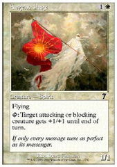 Angelic Page - Foil on Channel Fireball