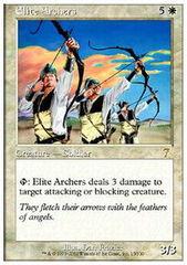 Elite Archers - Foil