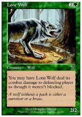 Lone Wolf - Foil