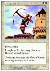 Longbow Archer - Foil