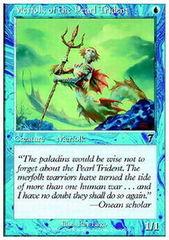 Merfolk of the Pearl Trident - Foil