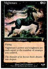 Nightmare - Foil