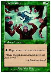 Regeneration - Foil