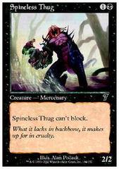 Spineless Thug - Foil