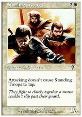 Standing Troops - Foil