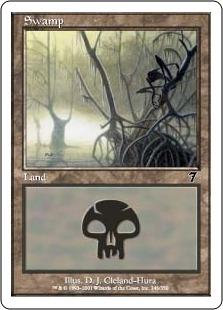 Swamp (346) - Foil