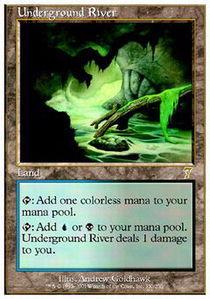Underground River - Foil