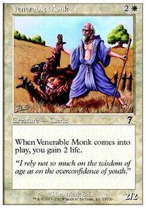 Venerable Monk - Foil