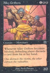 Alley Grifters - Foil on Channel Fireball