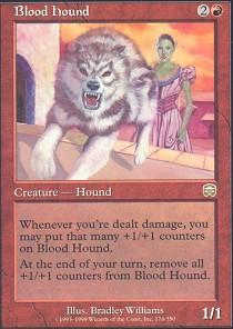 Blood Hound - Foil