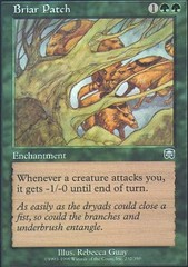 Briar Patch - Foil on Channel Fireball