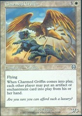 Charmed Griffin - Foil