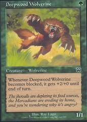 Deepwood Wolverine - Foil