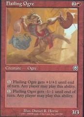 Flailing Ogre - Foil