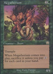 Megatherium - Foil