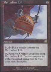 Mercadian Lift - Foil