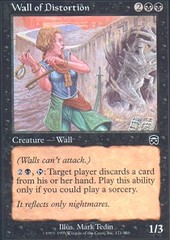 Wall of Distortion - Foil