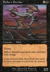 Belbe's Percher - Foil