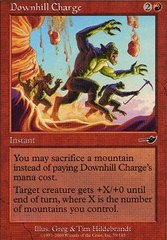 Downhill Charge - Foil