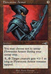 Flowstone Armor - Foil