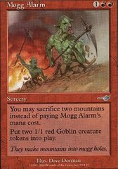 Mogg Alarm - Foil