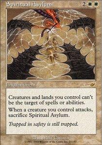 Spiritual Asylum - Foil