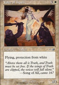 Voice of Truth - Foil