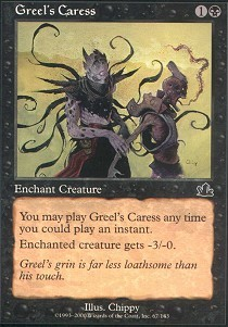 Greels Caress - Foil