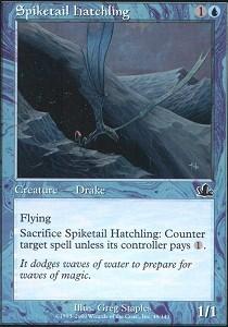 Spiketail Hatchling - Foil