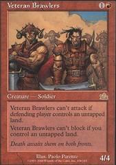 Veteran Brawlers - Foil