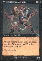 Whipstitched Zombie - Foil