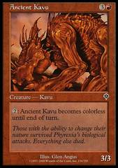 Ancient Kavu - Foil
