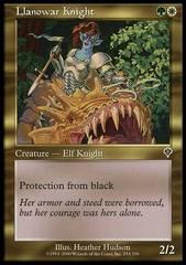 Llanowar Knight - Foil