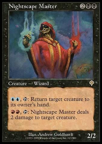 Nightscape Master - Foil