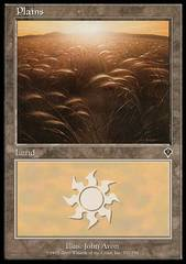 Plains (331) - Foil on Channel Fireball
