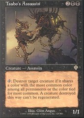 Tsabo's Assassin - Foil