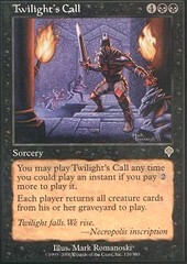 Twilight's Call - Foil