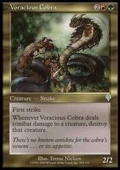 Voracious Cobra - Foil