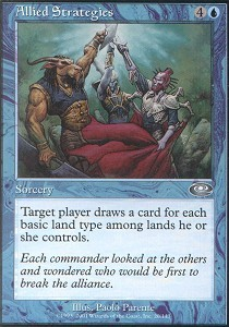 Allied Strategies - Foil