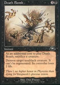 Death Bomb - Foil
