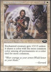Heroic Defiance - Foil