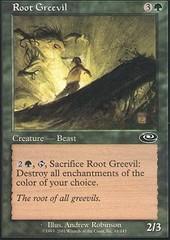 Root Greevil - Foil