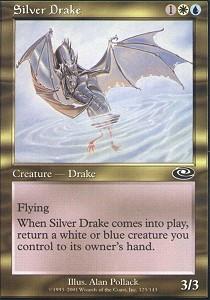 Silver Drake - Foil